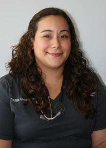 Cynthia Gonzalez, DVM